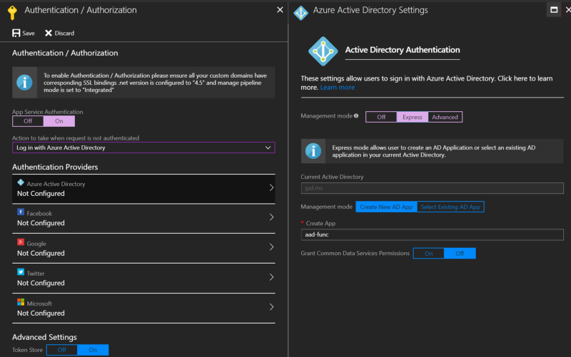 Using Azure Managed Service Identities with your apps · jpda dev